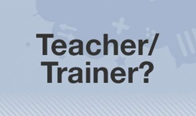 teacher-trainer