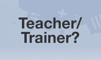 teacher-trainer